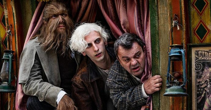 Venezia 78, Freaks Out di Mainetti è una imponente, coraggiosa,  delicatissima scommessa. Che farà evolvere il cinema italiano - Il Fatto  Quotidiano