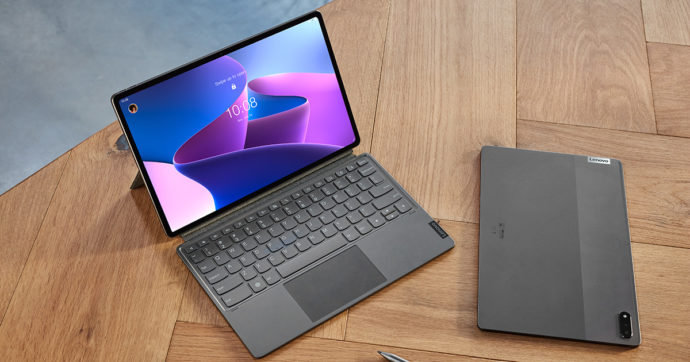 Lenovo porta il 5G sui suoi tablet: in arrivo Tab P12 Pro e Tab P11 5G