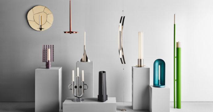 Cancro, i candelabri di dieci famosi designer all'asta per finanziare la ricerca dell'Istituto Mario Negri