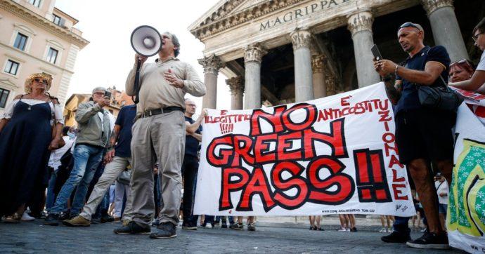 Green pass: non ci sono più gli intellettuali di una volta