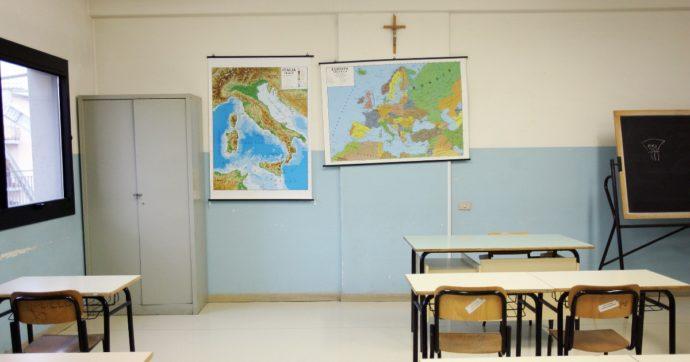 """Scuola, la corte di Cassazione: """"Esporre il crocefisso in classe solo se c'è accordo"""""""