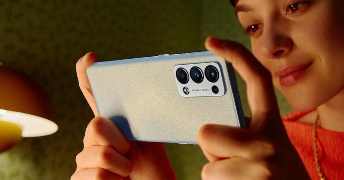 Oppo Reno 6 Series: due nuovi smartphone per creativi con connettività 5G e supporto AI alle video riprese