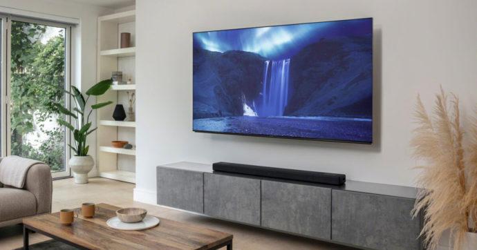 Sony presenta la sua nuova soundbar Dolby Atmos a 5.1.2 canali