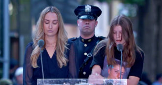 11 settembre, la commemorazione coi familiari delle vittime a 20 anni dall'attentato delle Torri Gemelle: la diretta