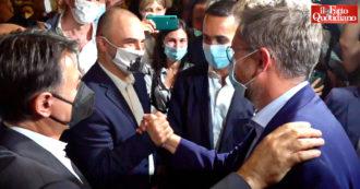 """Conte e Di Maio a Bologna per sostenere l'alleanza Pd-M5s. Il candidato Lepore: """"Spero che elezioni segnino il futuro del centrosinistra"""""""