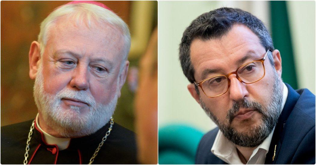 """L'incontro con Gallagher rilancia l'ipotesi di un patto Salvini-Vaticano per le comunali. Parolin: """"Intesa su temi scottanti"""". Ma manca il sigillo di Bergoglio"""