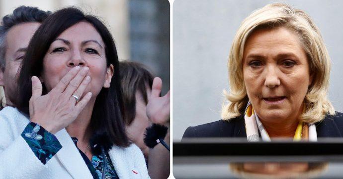 Presidenziali Francia, anche Hidalgo e Le Pen si candidano alle elezioni del 2022