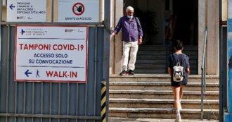 Coronavirus, dati: 4.664 nuovi casi e 34 morti. Confronto settimanale: migliorano intensive, dopo oltre un mese primo calo dei decessi