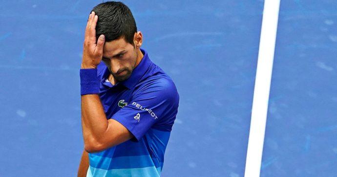 Djokovic, il sogno Grande Slam sfuma in finale: Medvedev domina e vince gli Us  Open - Il Fatto Quotidiano
