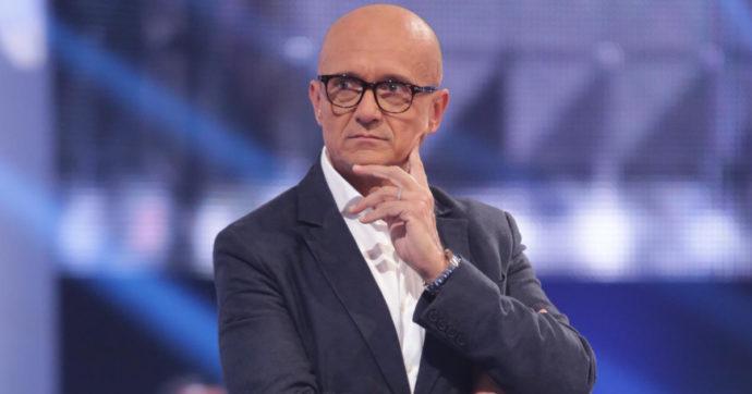 """Grande Fratello Vip, Salvo Veneziano attacca Alfonso Signorini: """"Diritti delle donne? Pensi solo agli ascolti"""""""