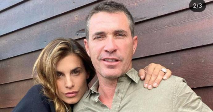 Elisabetta Canalis e il marito Brian Perri sono in crisi? Lui rompe il silenzio