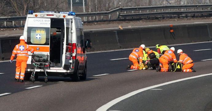 Autostrade, operaio di una ditta in appalto travolto da un camion in un cantiere sull'A1. È il quarto morto sul lavoro in pochi giorni