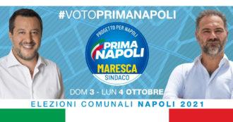 """Elezioni Napoli, il Tar respinge il ricorso: fuori la lista della Lega e due civiche a sostegno di Maresca. Lui: """"Scandalosa decisione politica"""""""