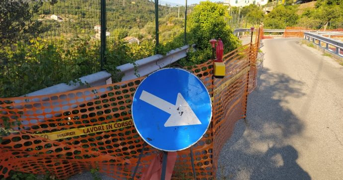 A Savona c'è una frazione isolata da due anni. Marmorassi oggi è la 'collina dei trolley'