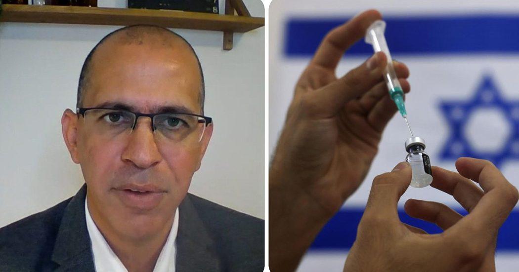 """Il capo della task force anti-Covid in Israele: """"La terza dose di vaccino dà anche una protezione dal contagio molto elevata. Senza saremmo in lockdown da un mese"""""""
