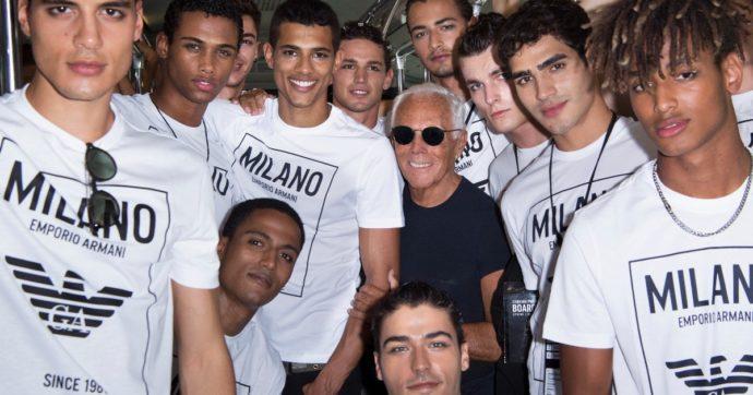"""Emporio Armani compie 40 anni, dalla mostra """"The Way We Are"""" al numero speciale dell'Armani Magazine: tutti gli appuntamenti in programma"""