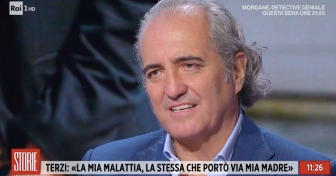 """Storie Italiane, Giovanni Terzi: """"Le medicine che prendo per curare la mia malattia degenerativa genetica mi hanno causato il diabete e altri problemi"""""""