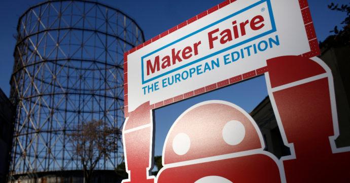 """Roma, dall'8 al 10 ottobre le nuove tecnologie in mostra nella capitale alla """"Maker Faire"""""""