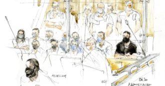 Processo Bataclan, Abdeslam in Aula giustifica gli attentati e accusa la Francia per i bombardamenti allo Stato Islamico