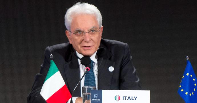 """Recovery Plan, Mattarella: """"Transizione verde e digitale si realizzano con l'autonomia dell'Unione: nessun Paese da solo può farcela"""""""