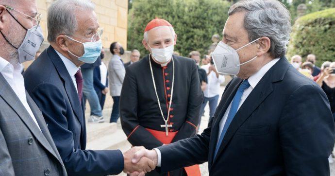 """Quirinale, Prodi: """"Io starò a guardare. Mattarella? Credo a quello che dice. E l'opzione Draghi dipende solo da lui"""""""