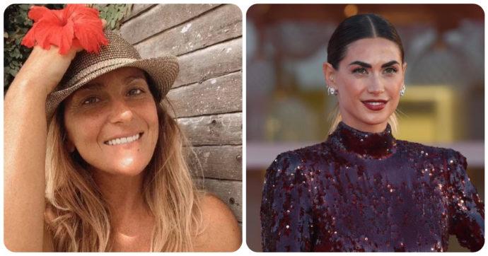 """Alessia Tarquinio contro Melissa Satta: """"Cosa direbbero gli uomini se una tronista parlasse di calcio?"""". La replica: """"Ancora mi offende"""""""