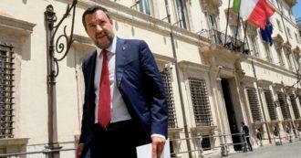 """Salvini perde il greenpass, rilancia il nucleare: """"Centrali in Lombardia? Nessun problema"""". Ma i sindaci della Lega rispondono picche"""