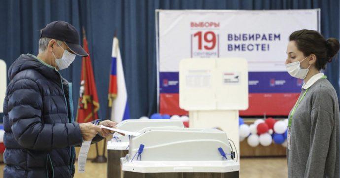 """Russia, al via le elezioni per la Duma e i leader regionali. Rimossa l'app di Navalny per il """"voto intelligente"""". Mosca: """"Attacchi informatici"""""""