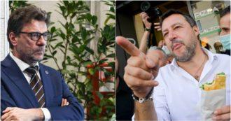 """Green pass, la linea di Salvini spacca la Lega: dopo il pressing dei """"governisti"""" ora a rimanere delusi sono i colonnelli come Siri"""