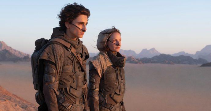 'Dune' di Denis Villeneuve è uno spettacolo. E va visto in una sala cinematografica