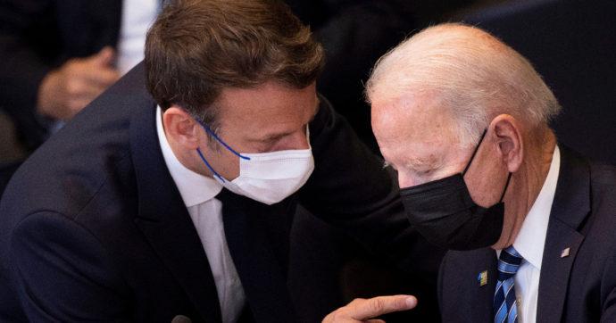"""Crisi sottomarini, verso un colloquio tra Biden e Macron. La Francia: """"Vogliamo chiarimenti"""". L'Australia: """"Parigi sapeva delle nostre riserve"""""""