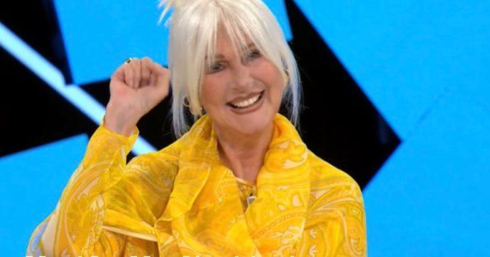"""Domenica In, Loretta Goggi torna sui pesanti insulti ricevuti: """"Sono rimasta ferita, mi hanno rovinato una festa meravigliosa"""""""