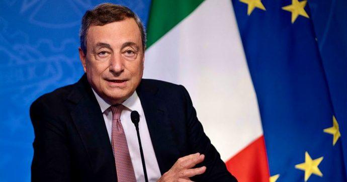 """Clima, Draghi: """"È un'emergenza pari alla pandemia. Politiche attuali sono insufficienti, finanziare la transizione è cruciale"""""""