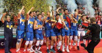 L'Italvolley maschile è campione d'Europa: Slovenia battuta 3-2. È bis dopo il trionfo delle donne