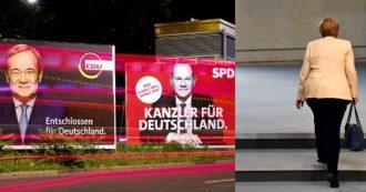 Germania al voto, si decide l'erede di Merkel e il futuro dell'Europa: dall'austerità al clima, l'incertezza su quale direzione prenderà Berlino