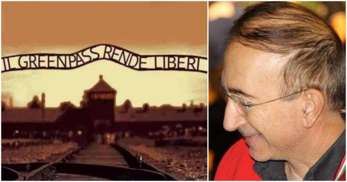 """Ferrara, sospeso dal servizio il preside che ha paragonato il green pass ad Auschwitz. Fiano (Pd): """"Battaglie che vale sempre la pena fare"""""""