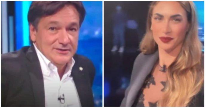 """Melissa Satta infiamma Sky Calcio Club, Fabio Caressa: """"Non voglio essere sessista, ma ti stiamo aspettando senza giacca"""". Che fine ha fatto Lele Adani?"""