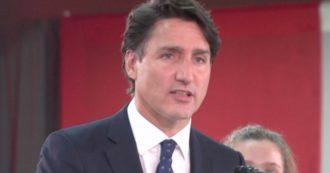 """Canada, Trudeau vince le elezioni ma non raggiunge la maggioranza assoluta dei seggi: """"Chiaro mandato per superare la pandemia"""""""