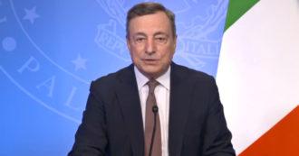 """L'annuncio di Draghi all'Onu: """"L'Italia donerà 45 milioni di vaccini ai Paesi poveri entro l'anno"""""""