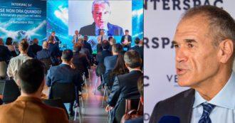 """Interspac si svela: tra due mesi la proposta a Zhang e il modello di governance. Cottarelli: """"L'azionariato popolare significa stabilità"""""""