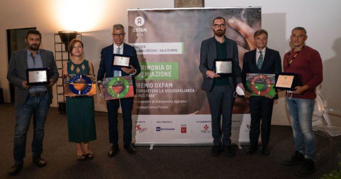 """""""Combattere la disuguaglianza, si può fare"""": consegnati i premi Oxfam in memoria di Alessandra Appiano"""