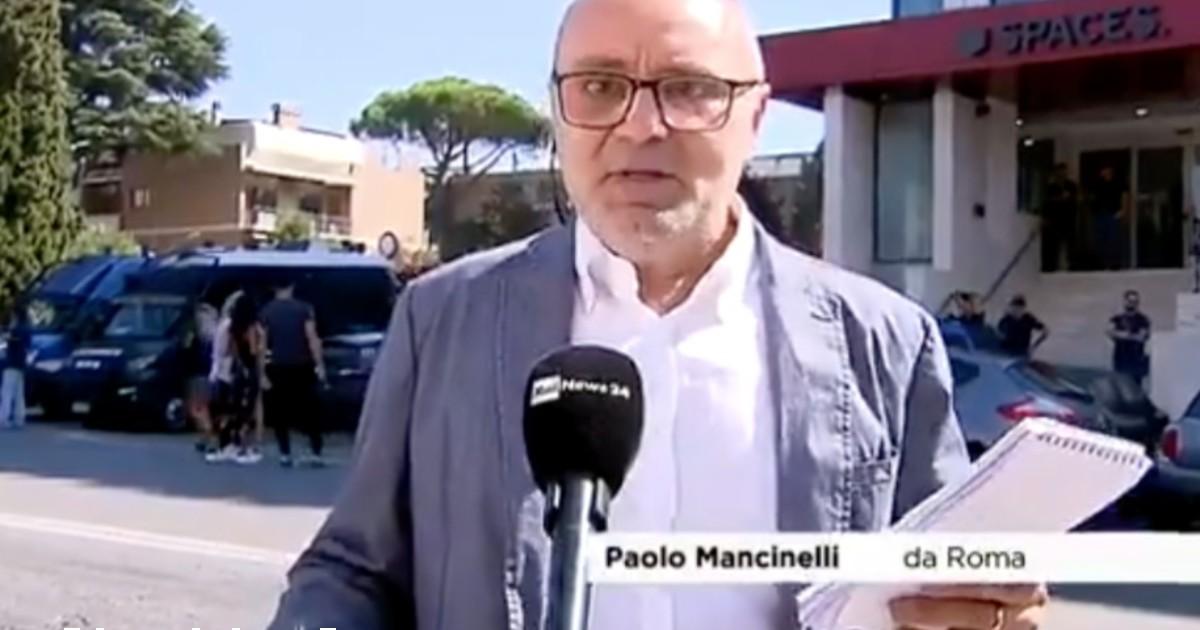 """Paolo Mancinelli, """"massima solidarietà"""" al giornalista di RaiNews24 'preso in giro' sui social. Salvo Sottile: """"Meschini, vergognatevi"""" - Il Fatto Quotidiano"""