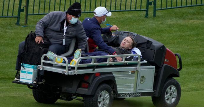 Tom Felton, il Draco Malfoy di Harry Potter ha un malore e si accascia al suolo durante un torneo di golf: ricoverato d'urgenza