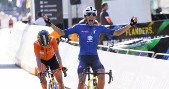 Elisa Balsamo si laurea campionessa del mondo su strada ai Mondiali di ciclismo in Belgio: è il terzo oro per la spedizione azzurra