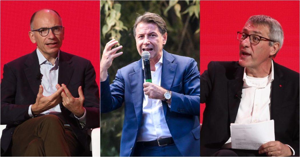 """Salario minimo, anche Landini apre e nasce l'asse M5s-Pd: """"Battaglia da affrontare in fretta"""". E Conte: """"Non si lavori solo con Confindustria"""""""
