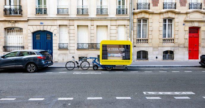 Ikea lancia la capsula per fare la pennichella mentre si attraversa la città: ecco come funziona e dove si trova