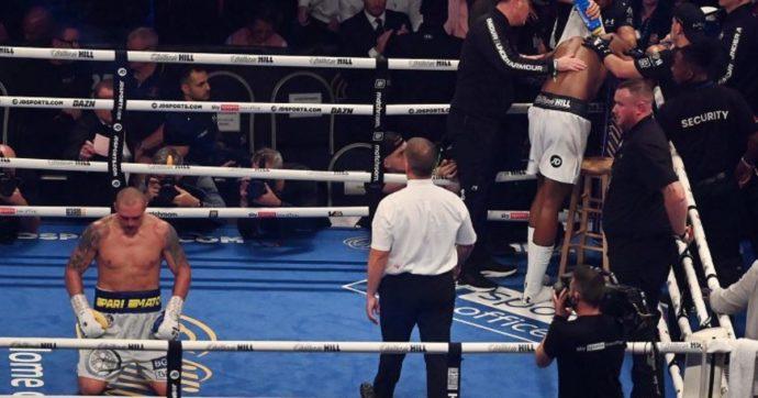 Usyk mette a nudo i limiti di Joshua davanti ai 62mila di Londra: è il nuovo campione dei pesi massimi. E non chiamatela sorpresa