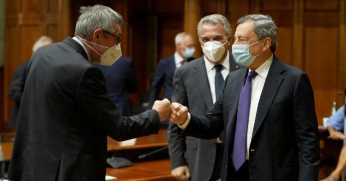 Sicurezza sul lavoro, incontro Draghi-sindacati. Arriva il rafforzamento del potere di sospendere le attività in caso di violazioni