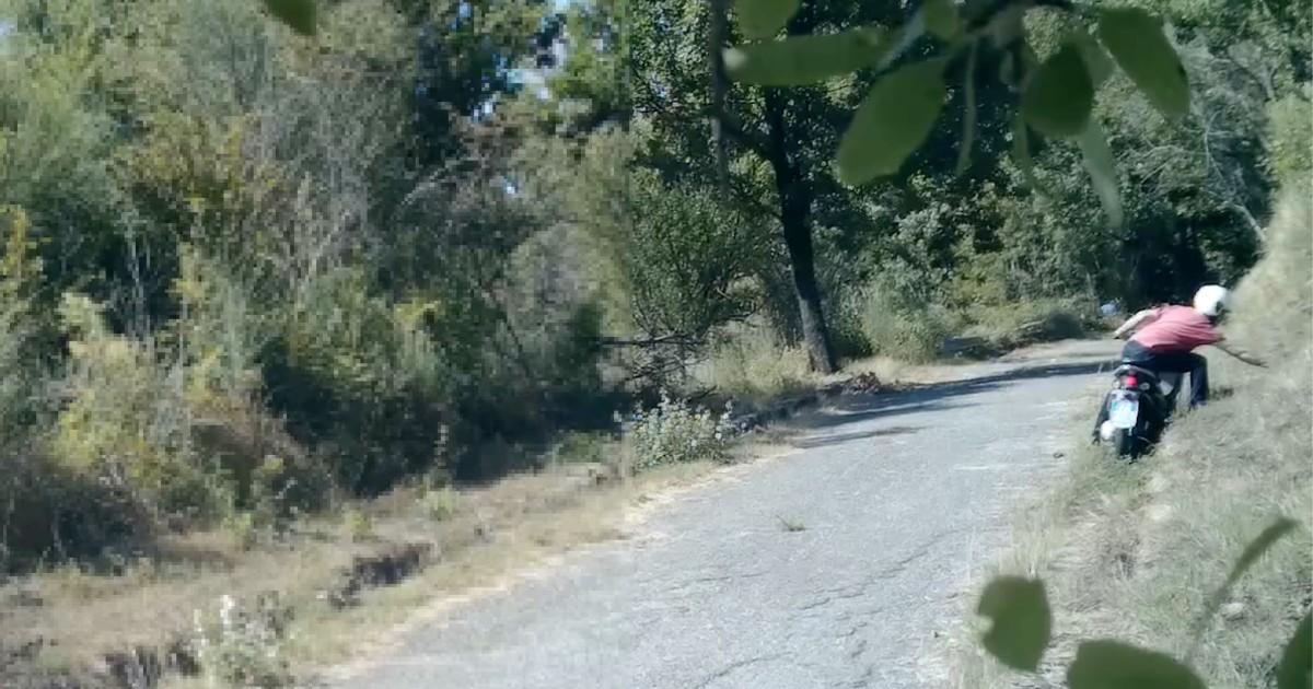 Piromane pizzicato dalle telecamere dei carabinieri a Nemoli (Potenza): ecco come agiva. Ai domiciliari un 46enne