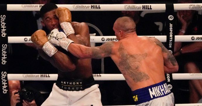 """Boxe, quali equilibri dopo la vittoria di Usyk? Cammarelle al Fatto: """"Joshua ridimensionato, se Tyson Fury sta bene è il più forte di tutti"""""""